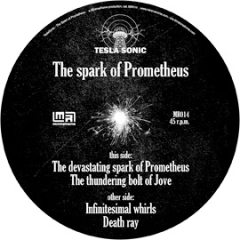 [MR014] TeslaSonic - The Spark of Prometheus