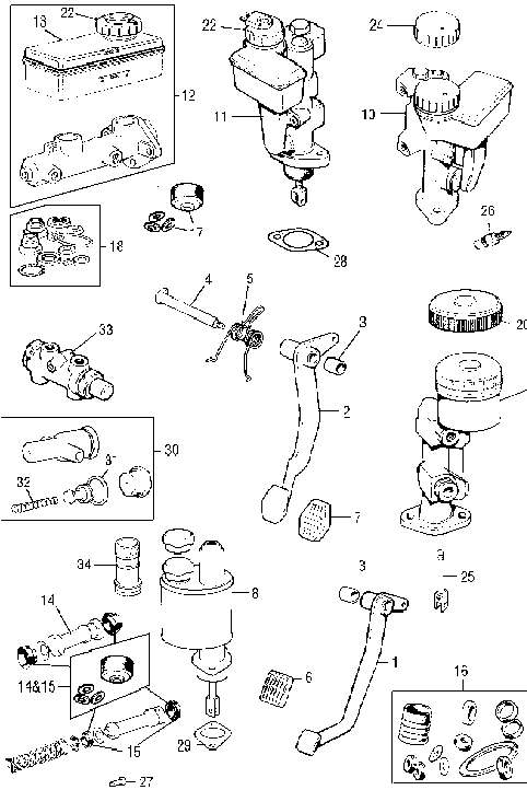 Service manual [2004 Mini Cooper Brake Replacement System