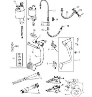 Air Cooled Vw Heater Box VW Gas Heater Wiring Diagram ~ Odicis