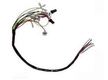Classic Mini Conversion Wire Harness 3 Instrument