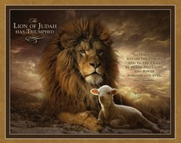 Lion Heart Of Judah The Messiah Jesus Yeshua Hamashiach Mini Manna