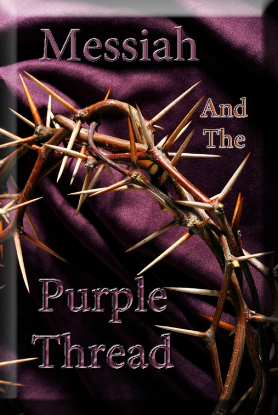 A Mystery - How Messiah Takes Blue And Red Threads To Make
