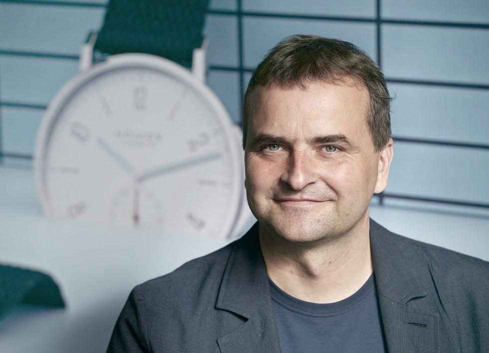 Uwe Ahrendt Nomos CEO minimatikal white paper