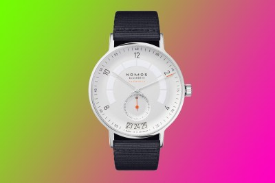 nomos autobahn 1301 watch for sale