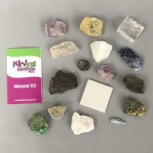Mineral Madness STEM Geology Kit