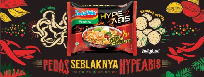 New Indomie Seblak Hot Jeletot Taps Into Foodservice Trend Mini Me Insights