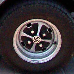 Cerchio Innocenti Mini Cooper 1300