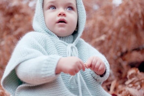 Ropa de lana de alpaca para beb Lily Marthe Ebener