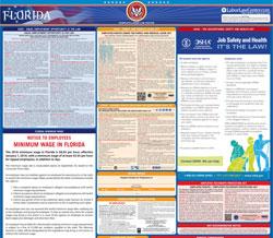 printable 2021 florida labor law posters