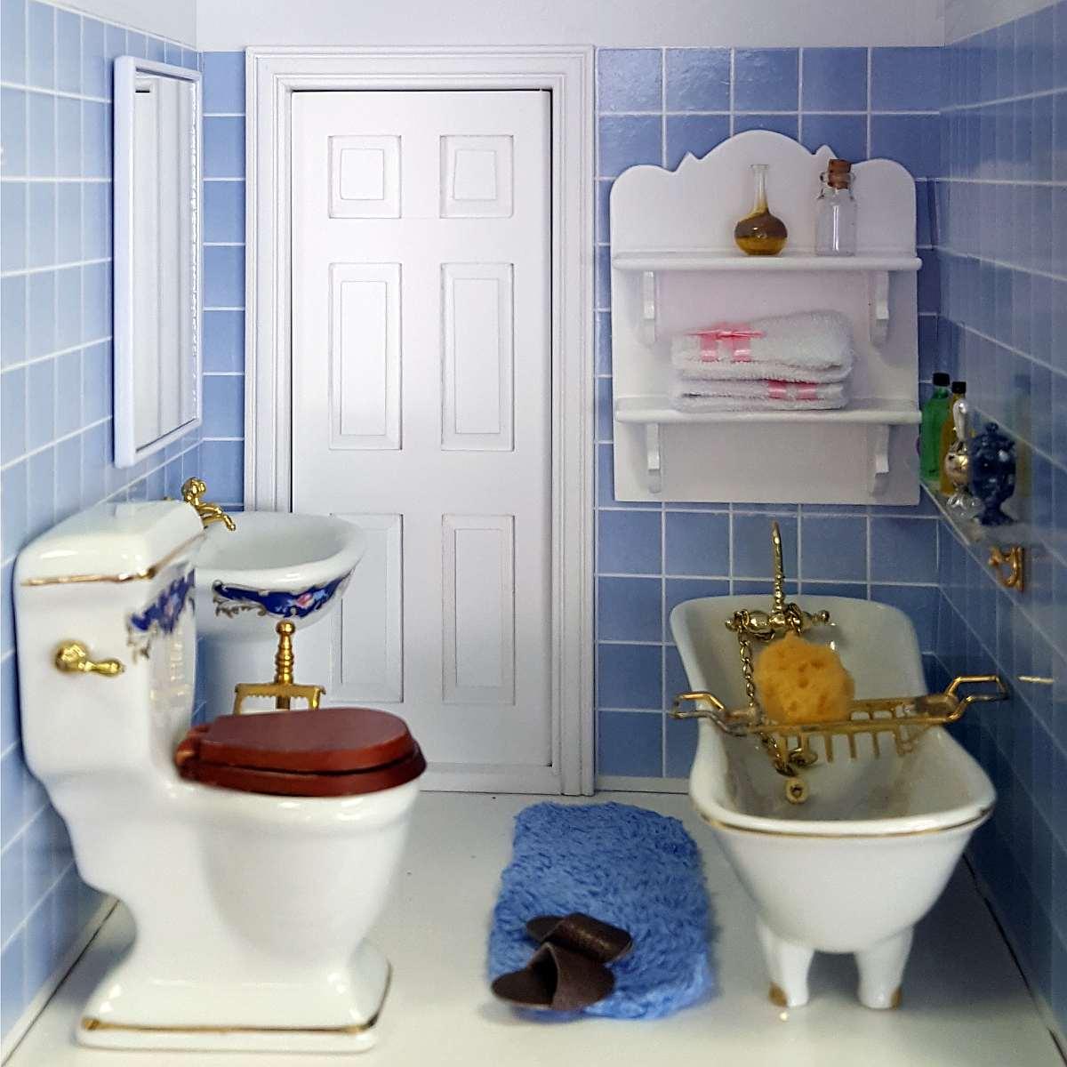 Badezimmer  Zubehr