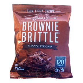 Sheila Gs Brownie Brittle Chocolate Chip Travel Size Amp Miniature Products Superstore