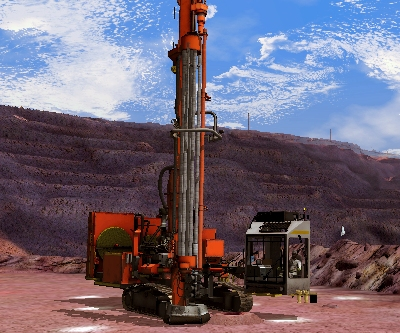 Rise in Demand for BlastHole Drill Rig Simulators