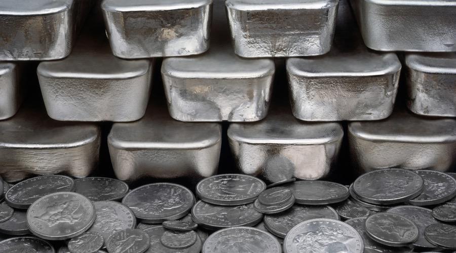 silver demand hit record