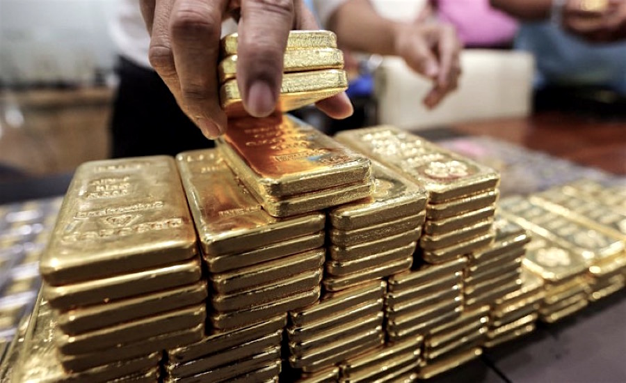 Worlds largest hedge fund says buy gold as price rally