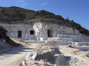 MINING GREECE – MINERALS – MARBLE- 002