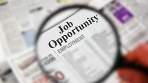 Job opportunities in mining