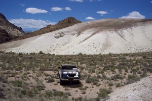 Rhyolite Ridge