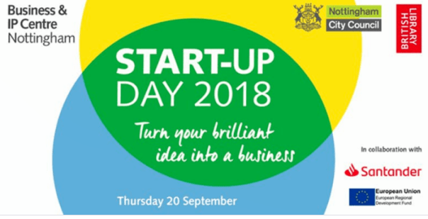 Startup Day 2018 - image and web link