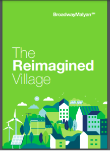 The Reimagined Village cover image...