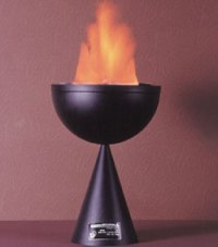"""Visual Effects - Standing Mini-Flame 8"""" - Faux Flame Lights"""