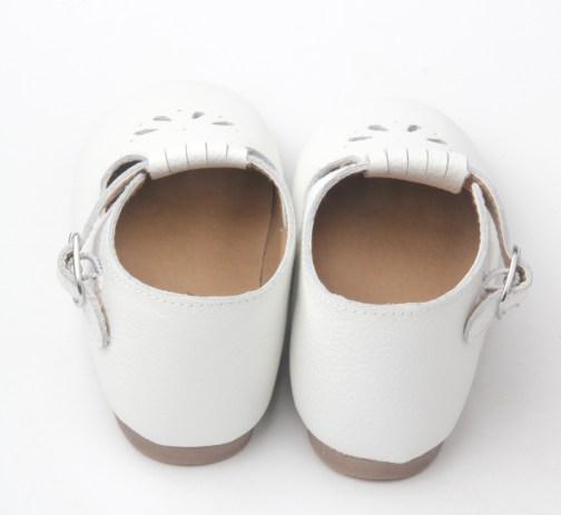 Dråpe - hvit