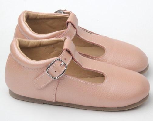 Harmoni - støvet rosa