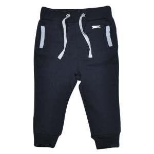 Bukse med lommer - mørkeblå