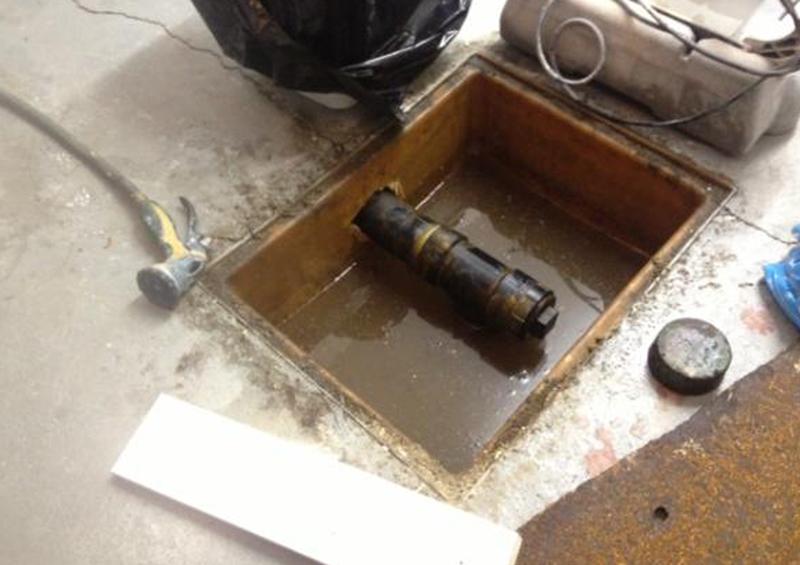 Garage Floor Drains