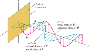 linearly polarized electromagnetic wave