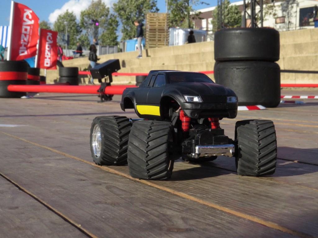 Racebaan Monstertrucks | Minrace Events
