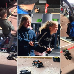 RC Monstertrucks huren kids