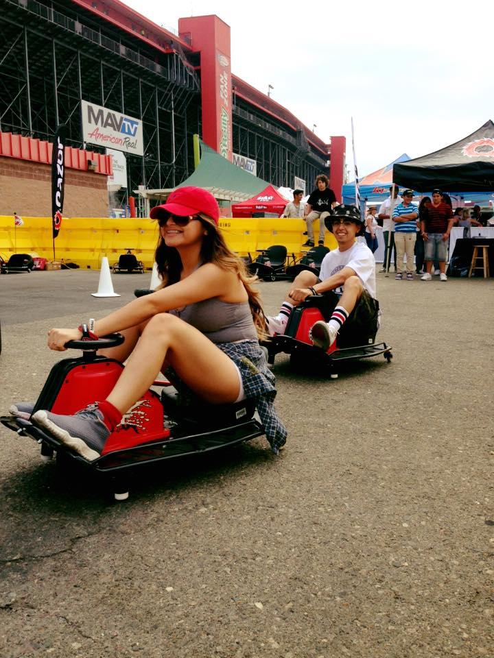 Crazy Kart huren