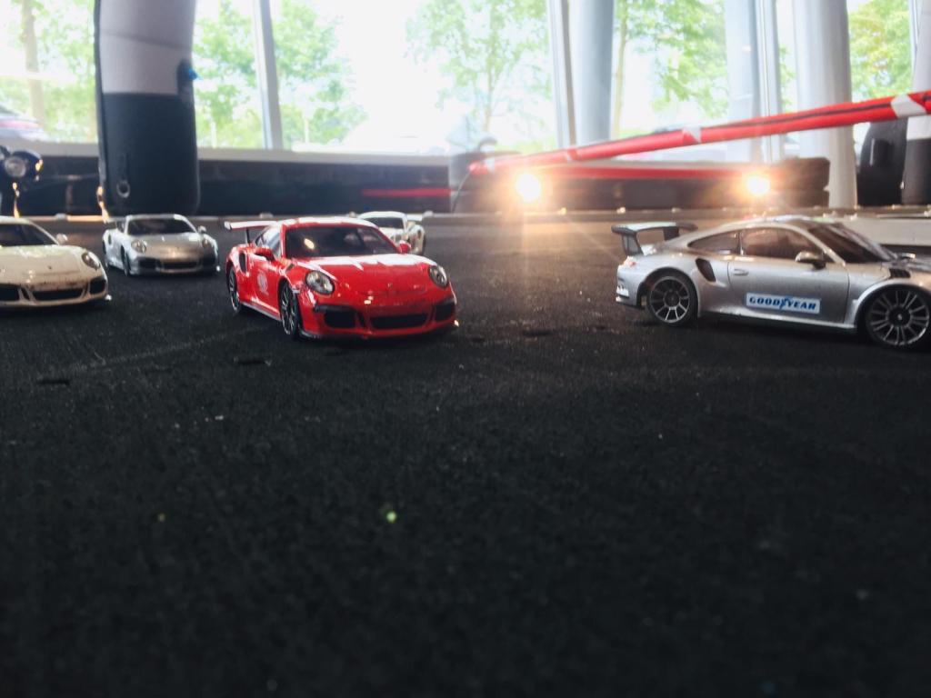 Porsche Experience Racebaan