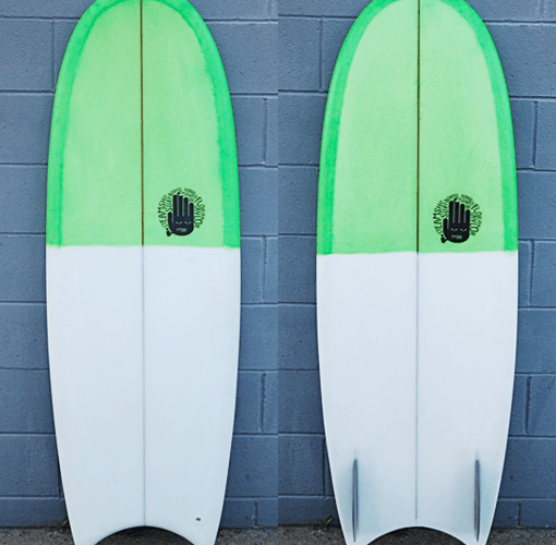Steamship Surfboards