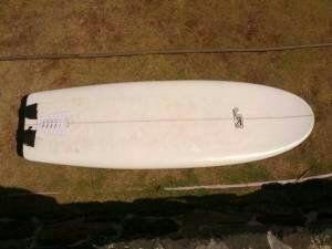 "5'11"" Mini Simmons Surfboard"