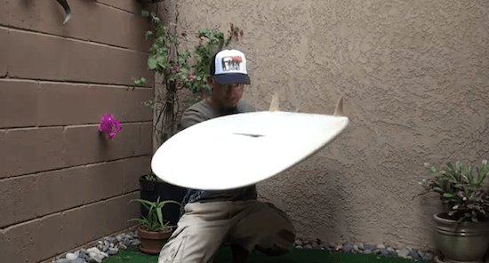 "Video: 5'3"" Wegener Bio Mini Review (2:55 min)"