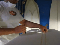Video: Ola Surfboards Shapes A Mini (10 mins)