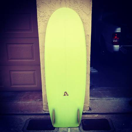 "For Sale: 5'4"" Shelter Mini Simmons $300 (So Cal)"