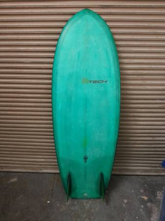 For Sale: 5'6 Mini Simmons $350 (Hermosa, CA)