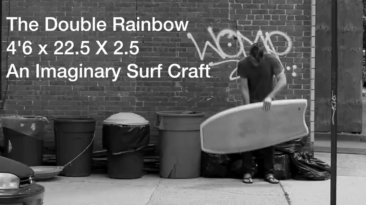Double Rainbow 4'6 Mini Simmons