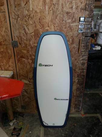 "E-Tech 4'10"" BOS simmons surfboard"