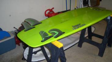 For Sale: Addict Surfboards Mini Simmons