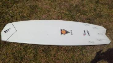 For Sale: 5'4 Vanguard Tomo Surfboard - $450 (Point Loma)