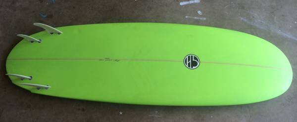 For Sale: 6'2 Mitsven Mini Simmons ($450)