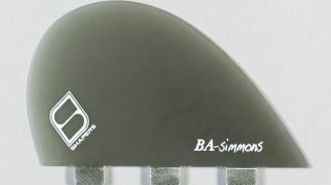 Mini Simmons Twin Keel FCS