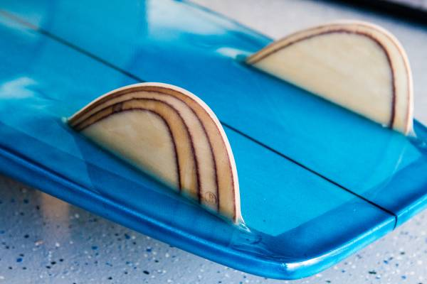 Surfboard Hull Design