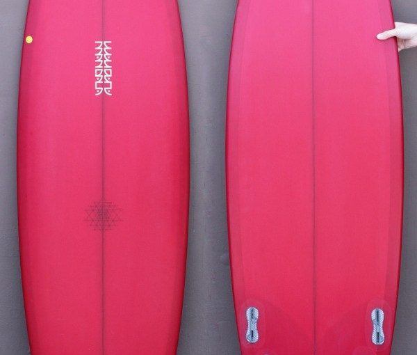 Mini Simmons Surfboard