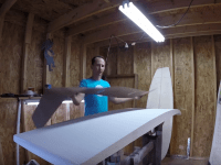 Shortbus Mini Simmons Shaping and Surfing