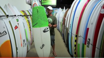 Mini Simmons Surfboard Review