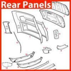 Austin Mini Wiring Diagram Bosch Washing Machine Parts Sport The Worlds Premier Specialists Classic Rear Panels